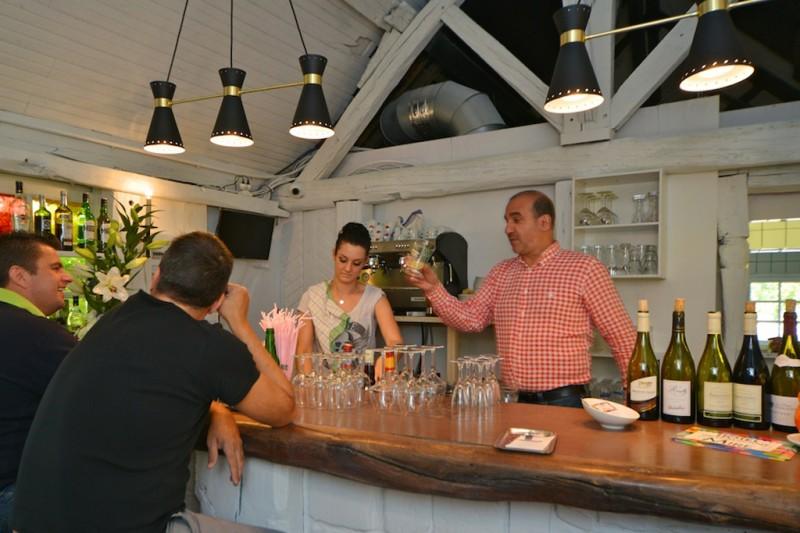 Hotel Restaurant Vierzon - Le bar